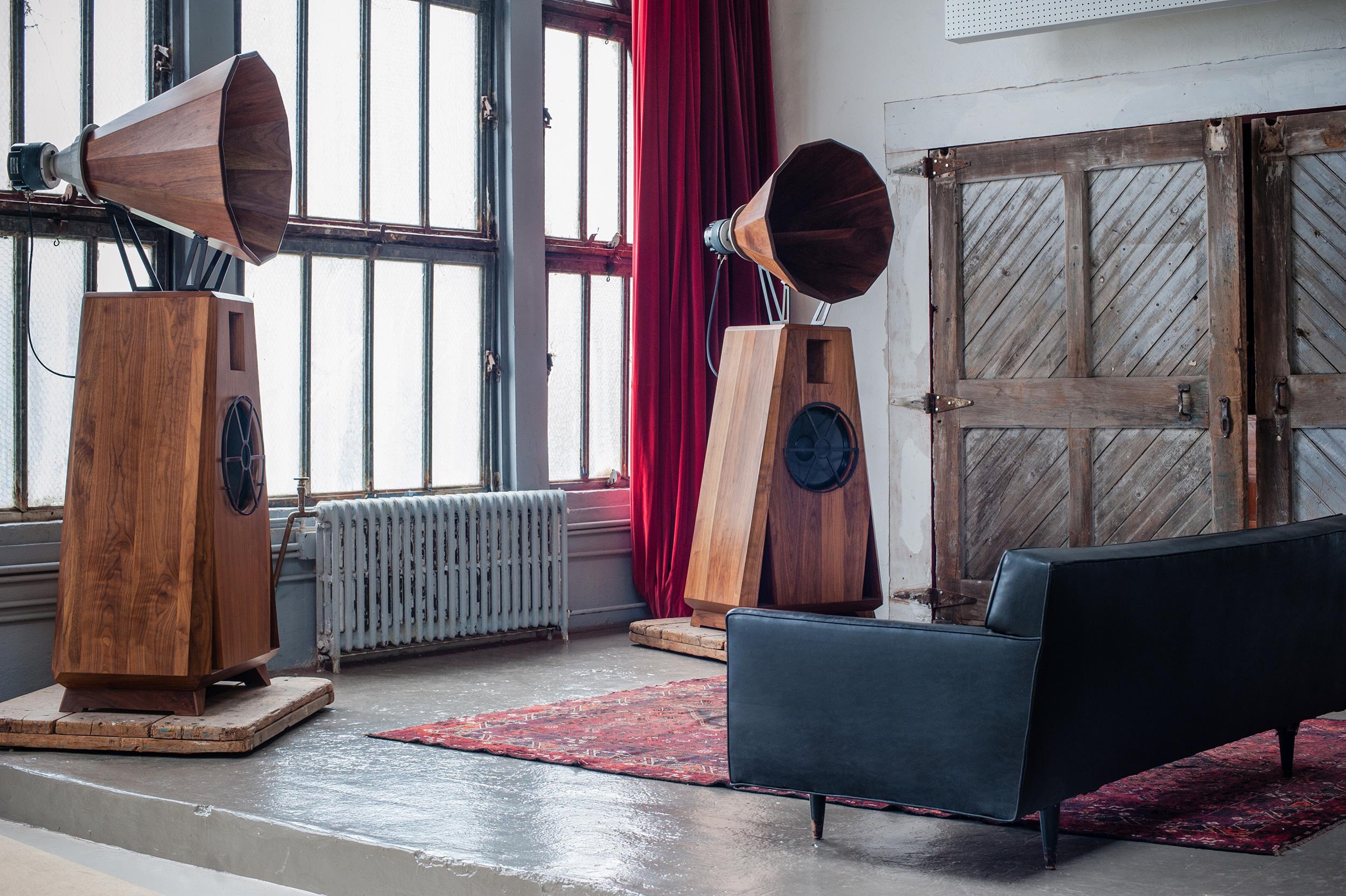 oswalds mill audio ac1 oma loudspeakers. Black Bedroom Furniture Sets. Home Design Ideas