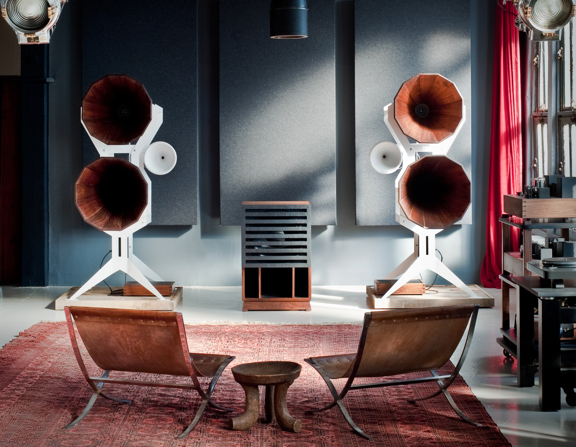 Imperia loudspeakers