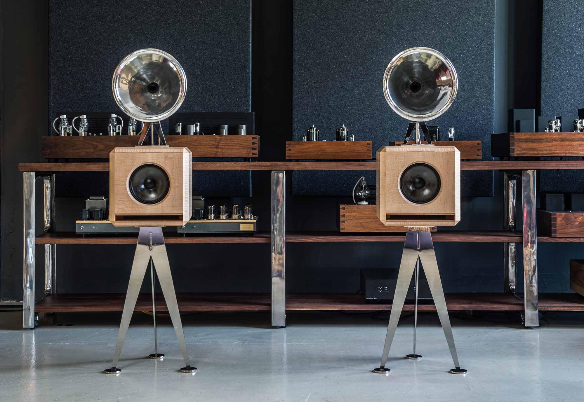 oswalds mill audio mini oma loudspeakers. Black Bedroom Furniture Sets. Home Design Ideas