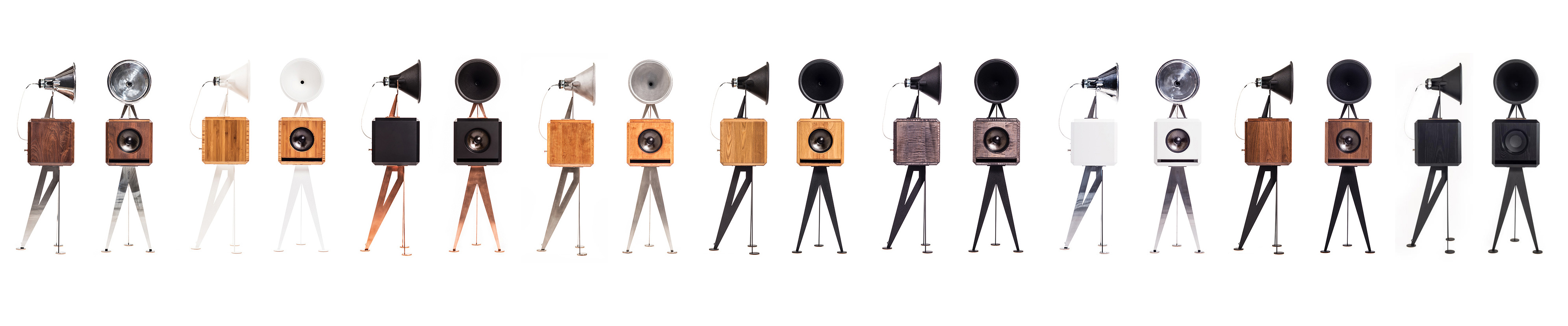 Mini loudspeakers