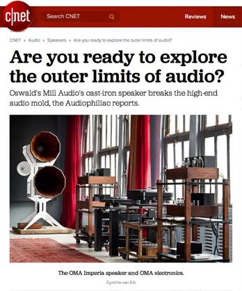 CNET Are you ready to explore the outer limits of audio