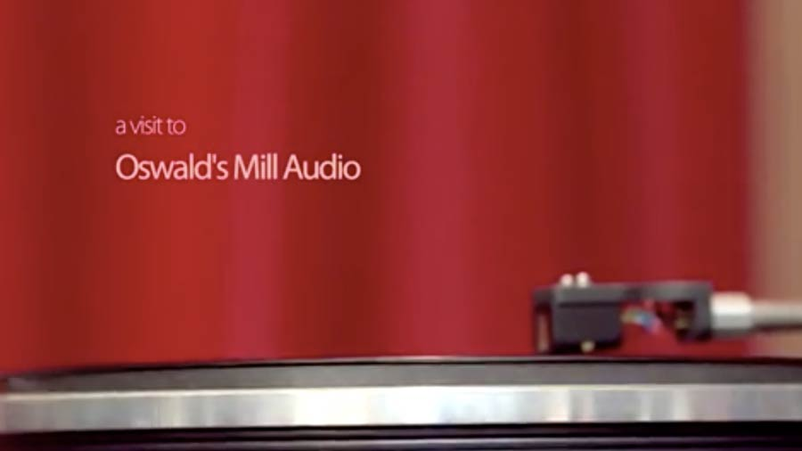 Video thumbnail for Oswalds Mill Audio
