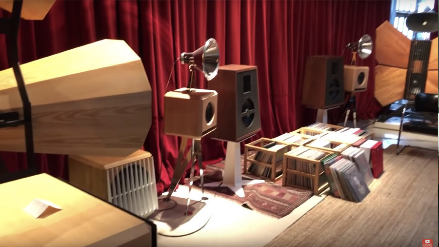 Oswalds Mill Audio presents Jonathan Weiss with Steve Guttenberg Audiophiliac