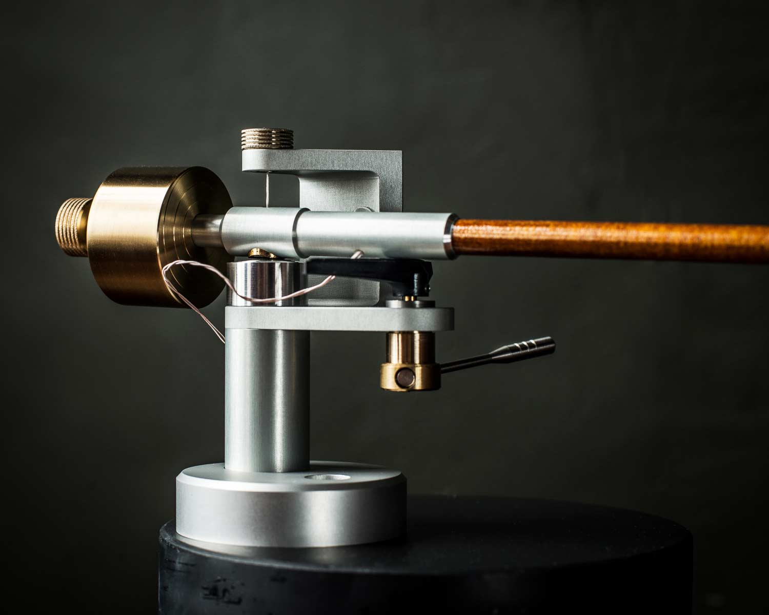 Oswalds Mill Audio Schroder Model 2 Oma Tonearms