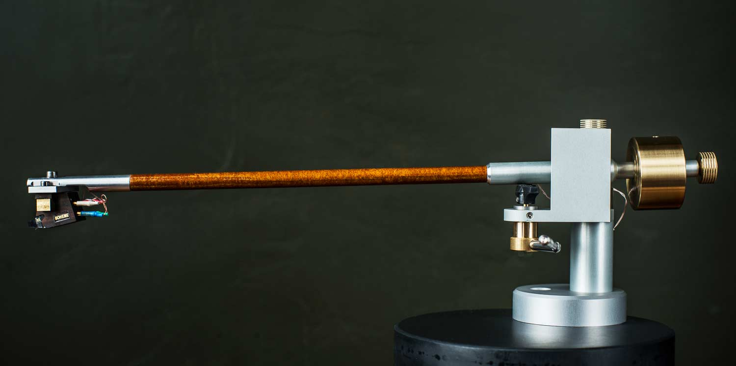 Oswalds Mill Audio Schr 246 Der Model 2 Oma Tonearms