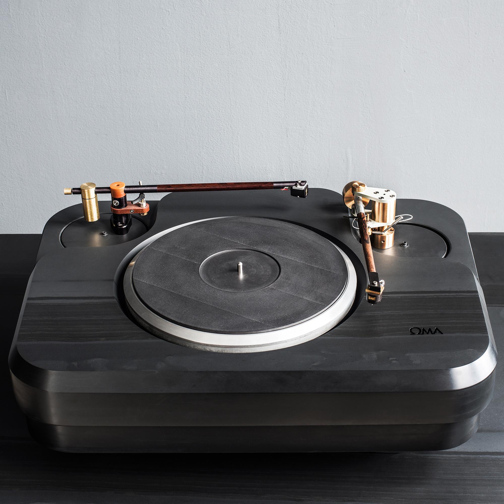 oswalds mill audio tourmaline turntable oma turntable. Black Bedroom Furniture Sets. Home Design Ideas